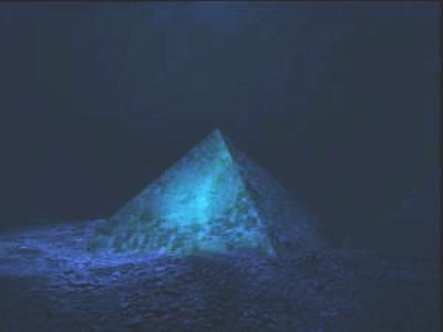 кристална пирамида