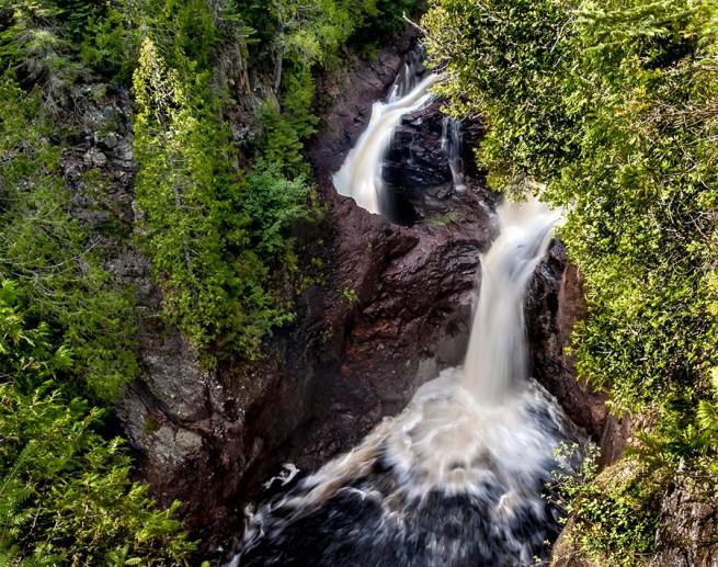 Дяволската дупка - най-загадъчният водопад