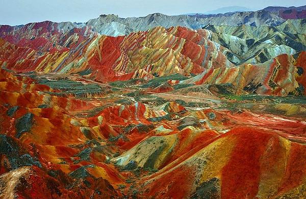 Геоложки парк Данксия