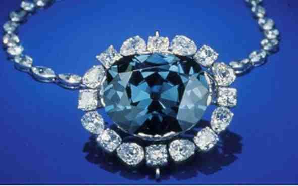 проклятието на диаманта