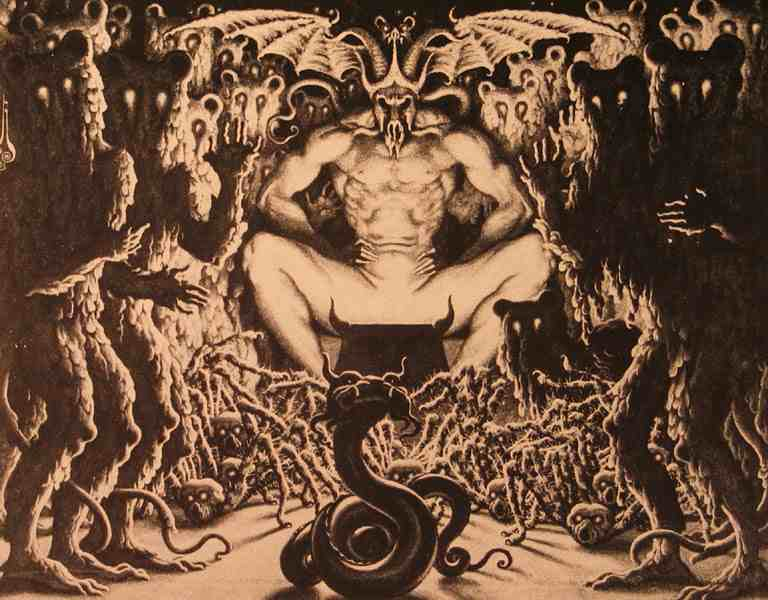 Десетте пророчества на сатана