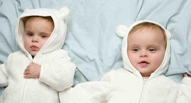 близнаци от различни бащи