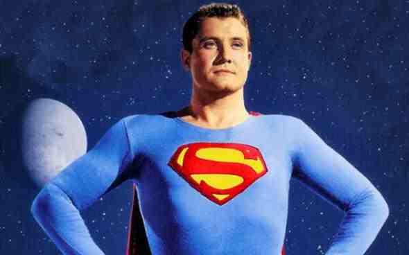 проклет супермен
