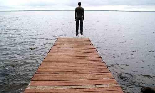 Езерото Салантина, където понякога няма гравитация