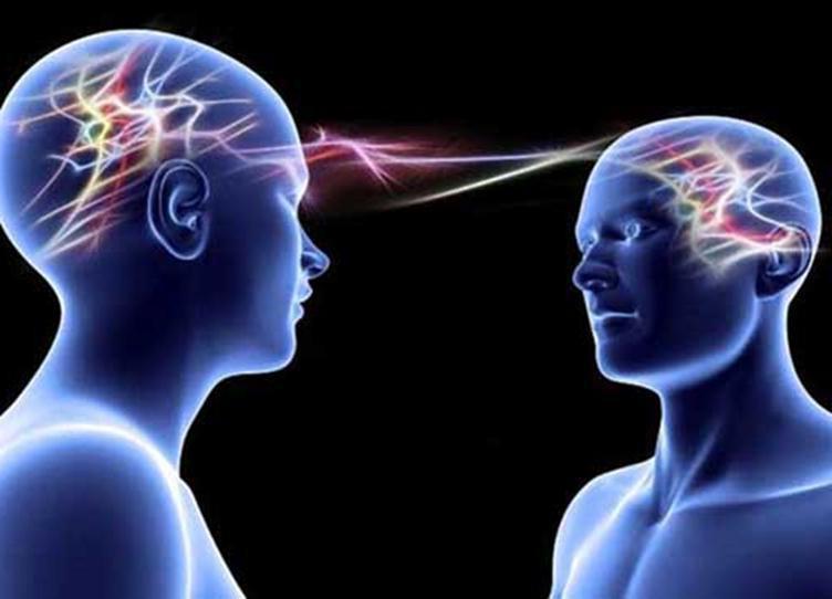 телепатия между близки хора