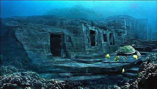 Цивилизация под вода