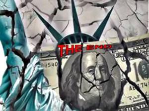 крахът на долара
