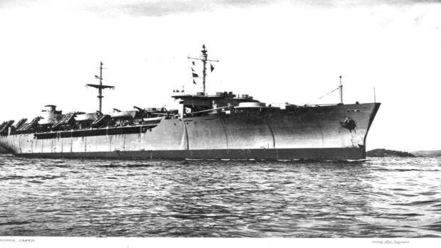 Корабът Оранг Медан