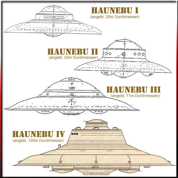 HAUNEBU