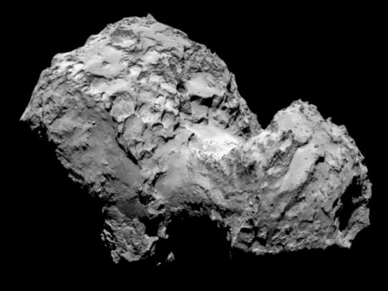комета розета