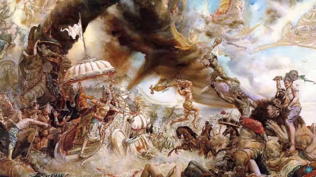 ядрена война преди христа