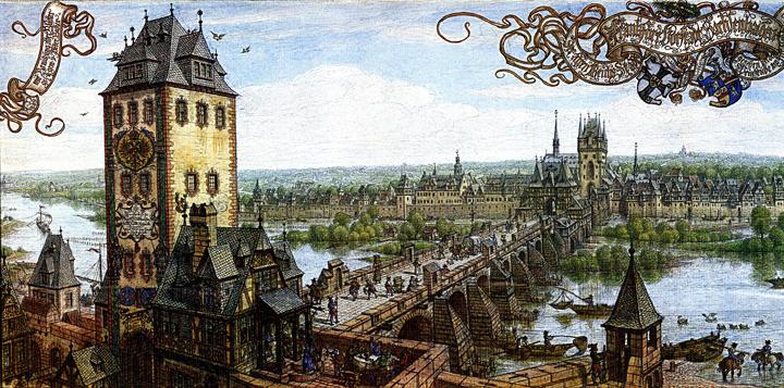 загадъчен мост