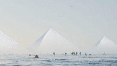 Ледените пирамиди