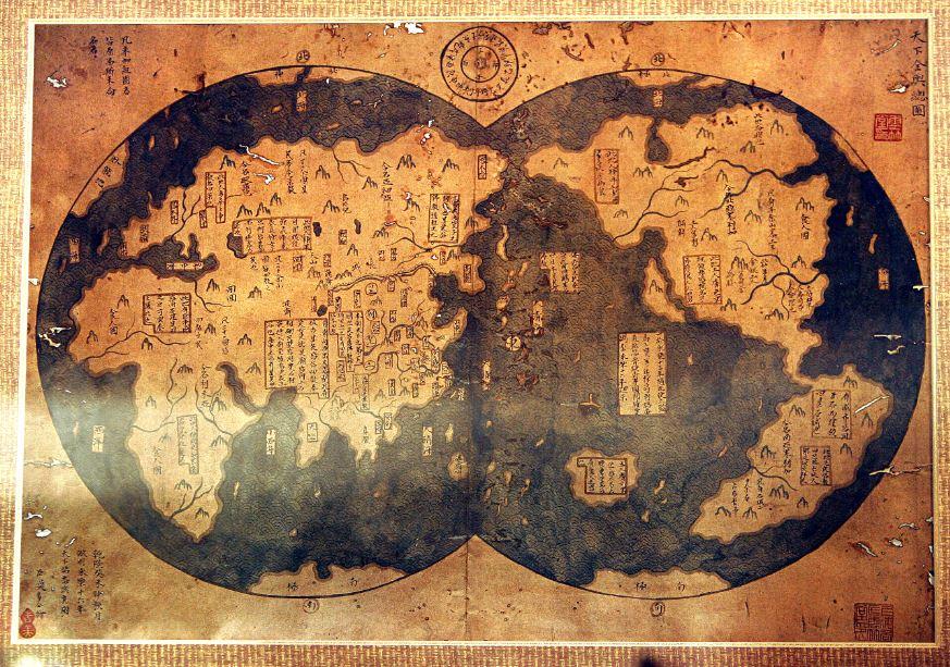 Китайците с доказателство че са първите откриватели на Америка