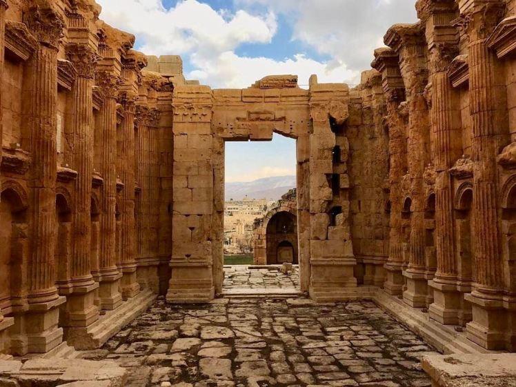 храм балбек