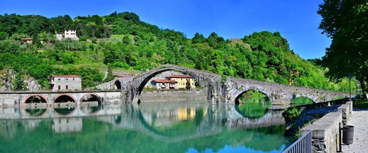 мост в италия