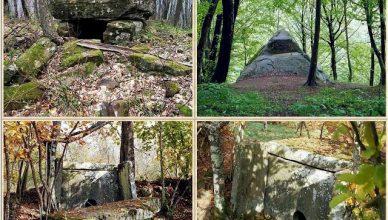 древни згради