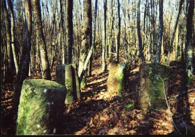древни кавказки структури