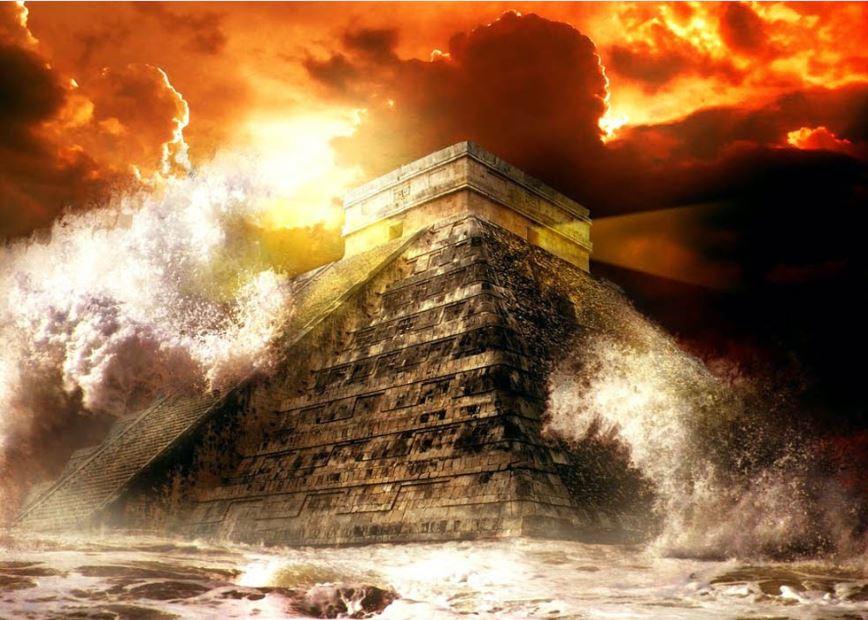 Пирамидите в света резултат от архитектурата на Атлантида?