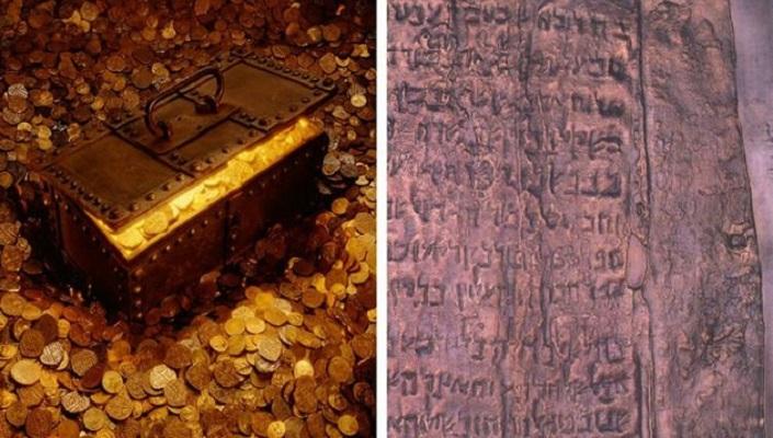 Съкровищата, посочени в Медния свитък все още не са открити