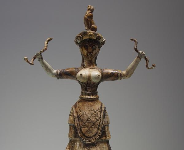 Култът към Великата богиня - майка
