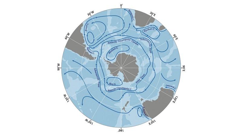 Най-накрая петият океан на Земята беше признат официално