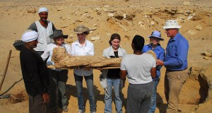 В египетското гробище Фаг Ел Гамос има повече от 1 милион мумии