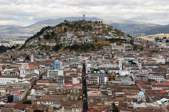 Кито, Еквадор